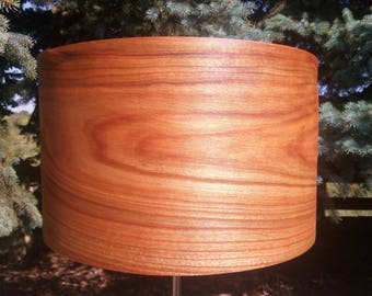 Pendant Lamp - Wood Chandelier - Wooden Lamp - Natural Wood Art - Veneer Lamps