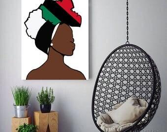 African American Wall Art Etsy