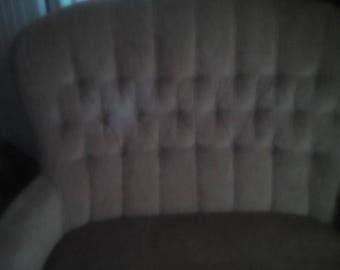 Edwardian settee