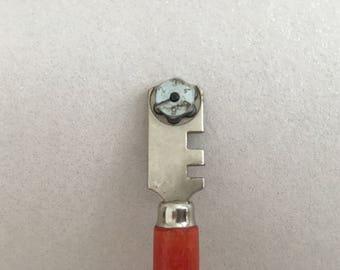 Glass cutter tool - Diamond tip cutter - Diamond tipped glass cutter - Glass Cutting Tool