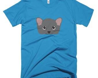 Creep Cat Short-Sleeve T-Shirt