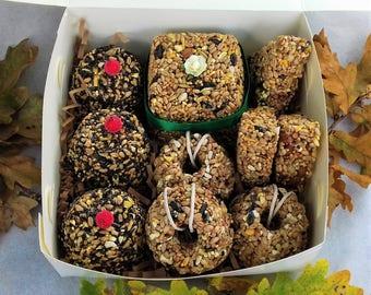Bird Food, Christmas Hamper, Gift for Men, Gift for Women, Boyfriend Gift, Dad Gift, Mum Gift, Husband Gift, Brother Gift, Gardening Gifts