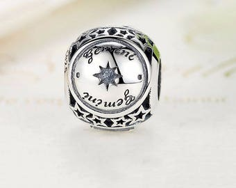 12 Constellation Zodiac signs signes zodiacaux Zeichen zodiacal 100% 925 Sterling Silver fit for Authentic pandora and european bracelets