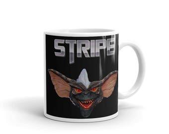 Stripe Gremlin Mug