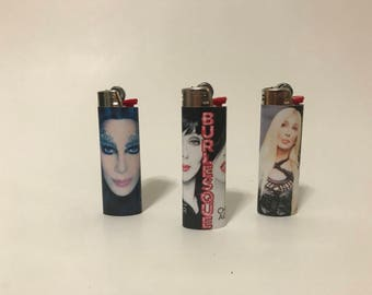 CHER Handmade Lighter (BIC Lighters Available)