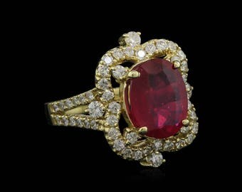 Ruby Royal Ring