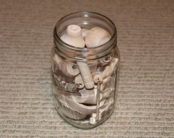 Loose Parts Grab Jar #1