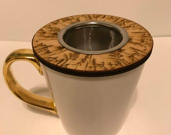 Meadow Tea Strainer