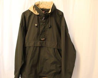 Vintage 90s Chaps Ralph Lauren 1/4 Zip Hiking Jacket - L