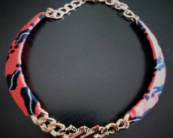 wax necklace