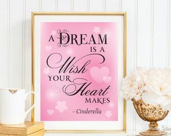 Cinderella Quotes Gorgeous Cinderella Quotes  Etsy