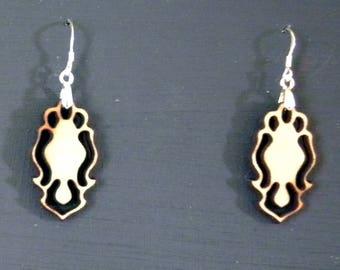Cape Breton Hardwood Earrings