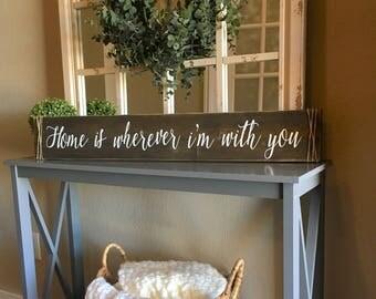 Home Sign//Wood Sign//Pallet Sign