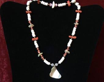 Maui Wowee Necklace & Bracelet (2 piece set)