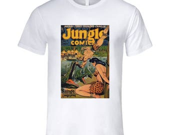 Jungle Comics #71 T Shirt