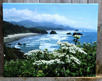 Photo Canvas of Cannon Beach, Oregon