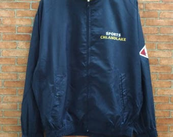 Rare!!Chlandlake Sport Windbreaker Jacket Large Size