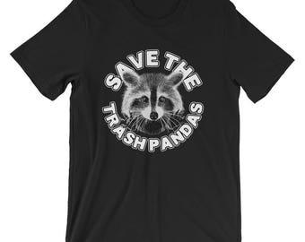 Raccoon Shirt, Trash panda, funny raccoon shirt, animal shirt, raccoon t-shirt, trash panda shirt, woodland shirt, cute raccoon, raccoon tee