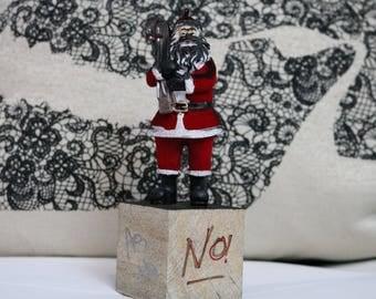 Demented Santa w/Slay