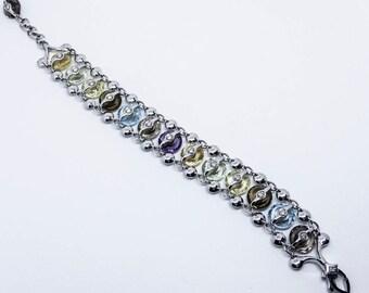Zancan Bracelet-18kt white gold bracelet