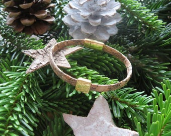 Precious Cork Bracelet for you