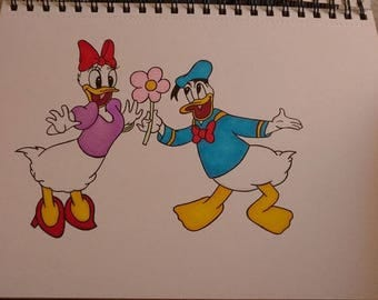 Daisy and Donald A4