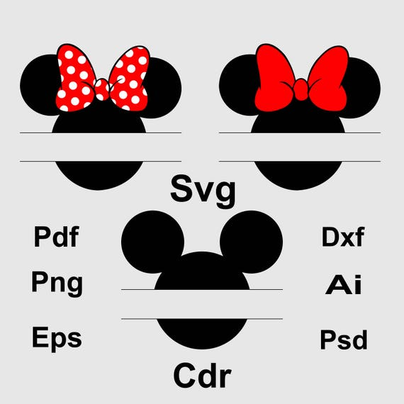 70 Off Mickey Mouse Monogram Mickey Mouse Svg Mickey