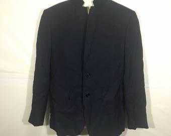 Vintage PAUL SMITH Rare Design Black