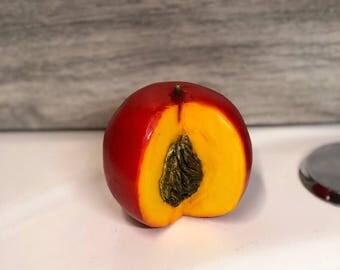 Nectarine Soap Bar