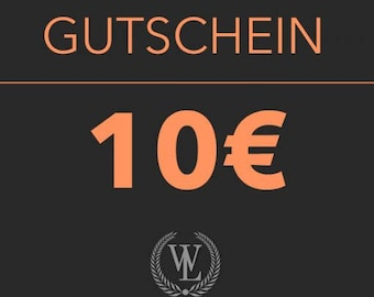 10 Euro voucher