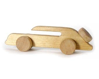 Handmade Wooden Car