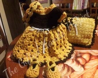 Baby Gift Dress Gift Set