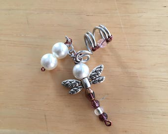 Dreadlock Jewelry: Rustic Princess