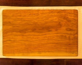 Handmade Solid Cherry Cutting board