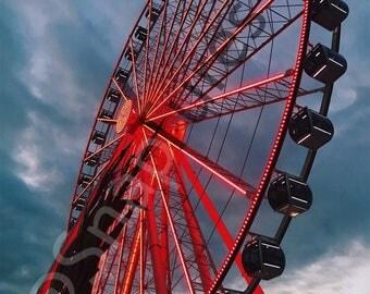 Ferris Wheel Picture