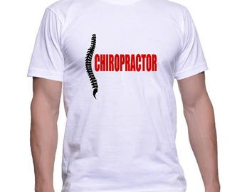 Tshirt for a Chiropractor