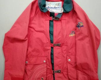 Vntg Rare Pelle Peterson jacket olympic 1964 tokyo