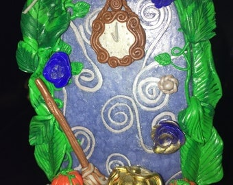 Cinderella themed fairy door