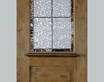 Custom Antique Pantry Door, ...