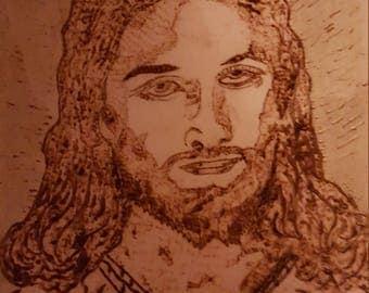Face Jesus