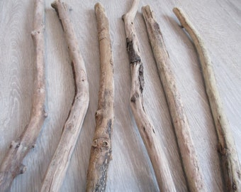 Driftwood lot (6 pieces)