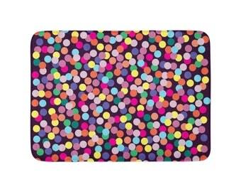 Bath Mat - Anti-Slip, 3 different sizes, Confetti