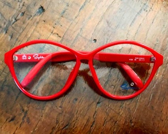 SAPHIRA - mod. 4136 - New old vintage frame from 80s