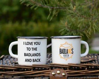 Badlands Adventure Mug