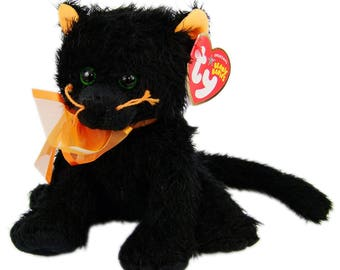 Ty Beanie Babies Moonlight - Black Cat