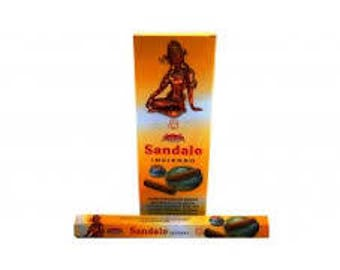 Ganesh Sandalo Incense 180 Rods/9 by 20 Uni