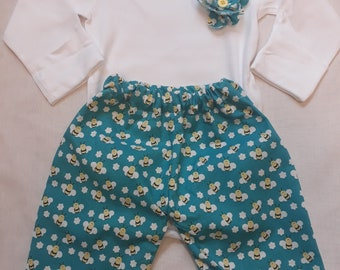 2 Piece Baby Outfit - Bee