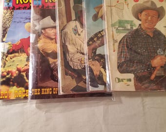 Roy Rogers comic books 10