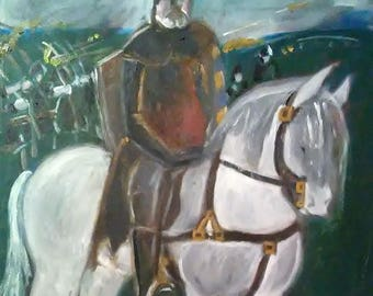 Robin Hood Horse