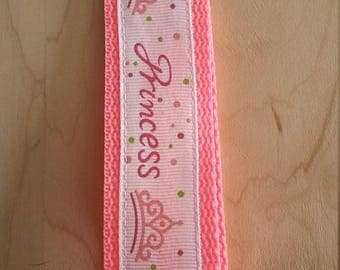 Wristlet Key Fob - Princess